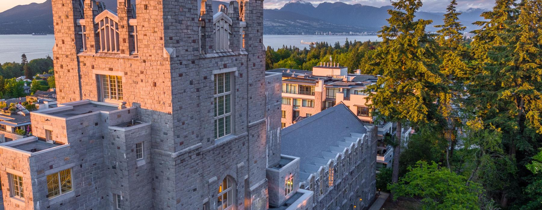 Conferences & Accommodations at UBC