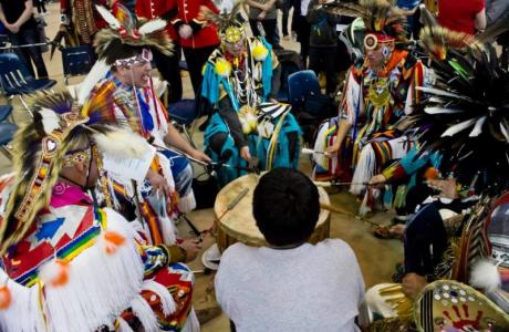 Aboriginal Pow Wow Event