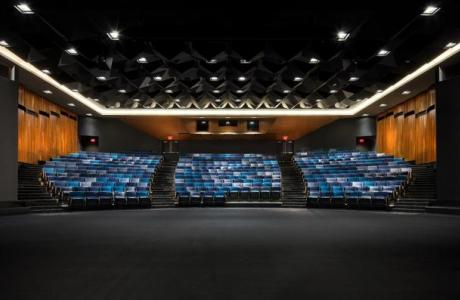 Newly Renovated SFU Theatre