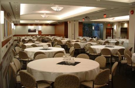 Flexible Breakout or Meal Space