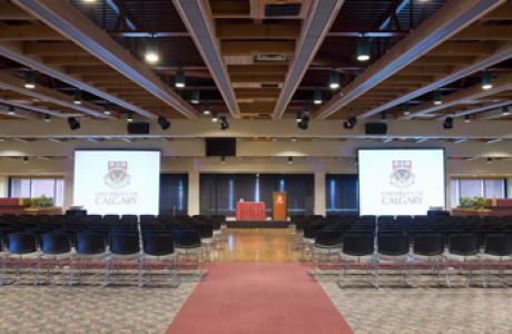 University of Calgary - Conference Room - Special Event - Social Event