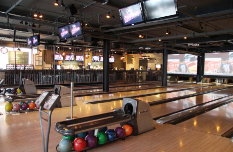 First Floor Lanes