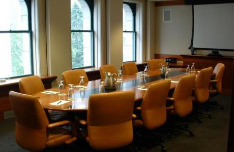 Dedicated Video Conference Boardroom