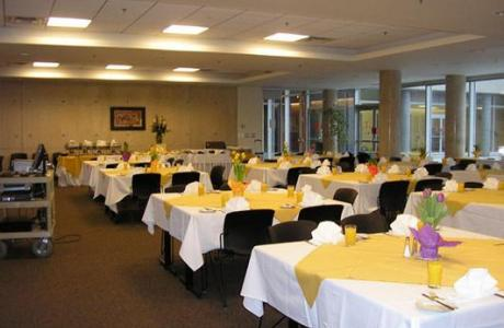 On-site Catering and Food Services