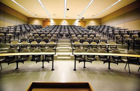State-of-the-art Lecture Theatres