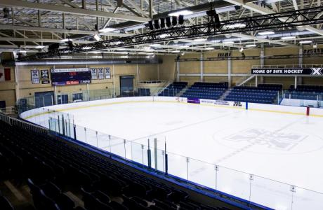 Main Arena - Charles V. Keating Centre