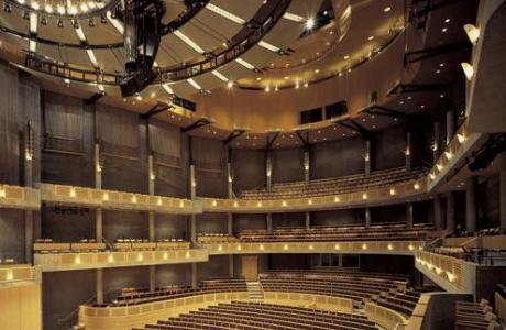 Chan Centre Concert Hall 1200 seats