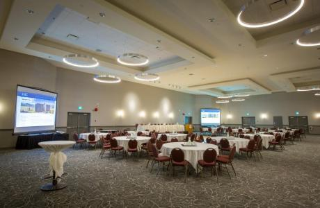 Grand Hall - Ideal for banquets, conferences, meetings or special events