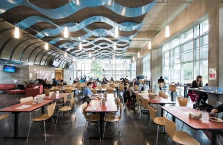 Residence Tower Dining Hall