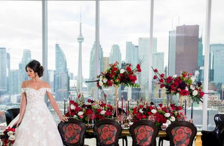 Weddings at The Globe and Mail Centre - Photo credit:  Everlasting Moments