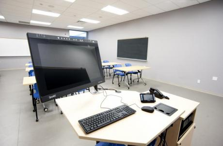 Technology Enhanced Classroom
