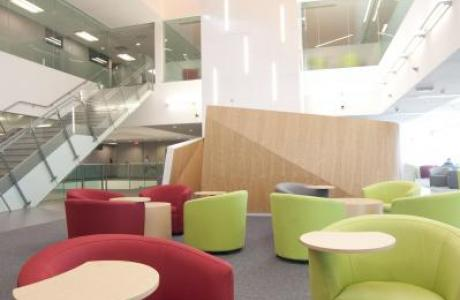 Sadlon Centre for Health and Wellness - Lounge