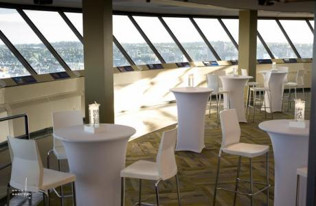 Gallery Conference Area - Full Deck Cocktail Reception