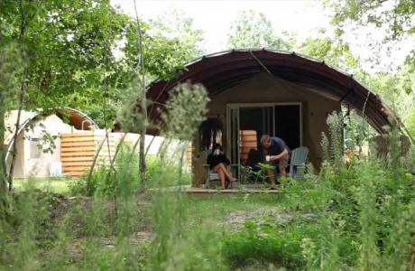 Long Point Eco-Adventures Wilderness Suites Glamping