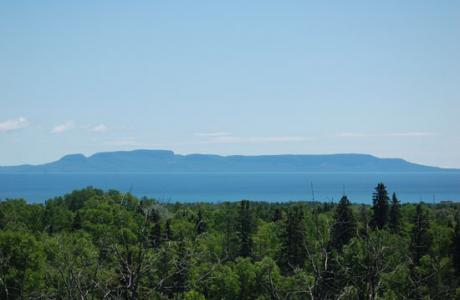 Thunder Bay Sleeping Giant Scenic Destination