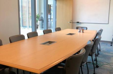 Annacis Research Centre Meeting Room 'A' Boardroom Reverse View