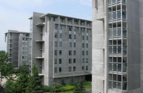 Residence Towers at Simon Fraser University