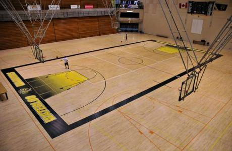 Physical Activity Complex Gym