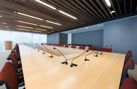 Boardroom, Videoconferencing, Meeting