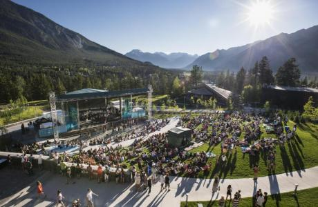 Shaw Amphitheatre | Outdoor Space & Special Events