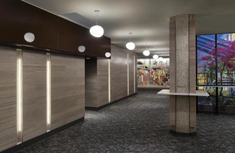Theatre Lobby - Great for cocktail receptions or exhibits