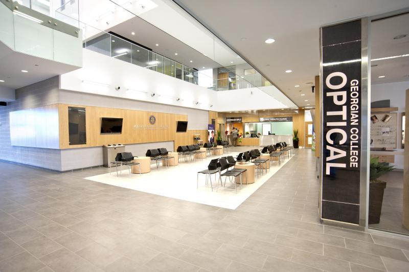 Sadlon Centre for Health and Wellness - Optical Clinic