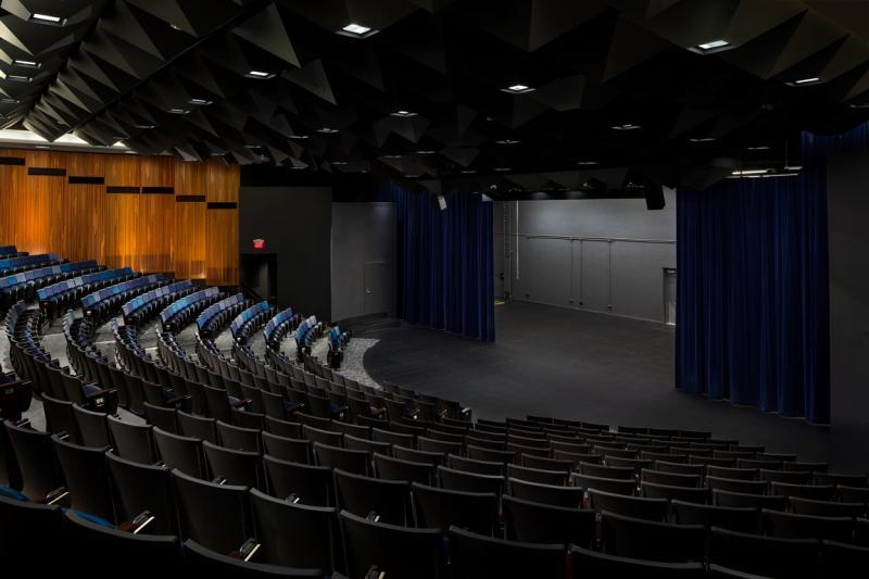 Our Newly Renovated SFU Theatre in Burnaby - seats 420