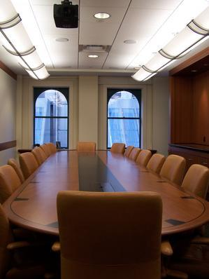 Private, Spacious Boardrooms