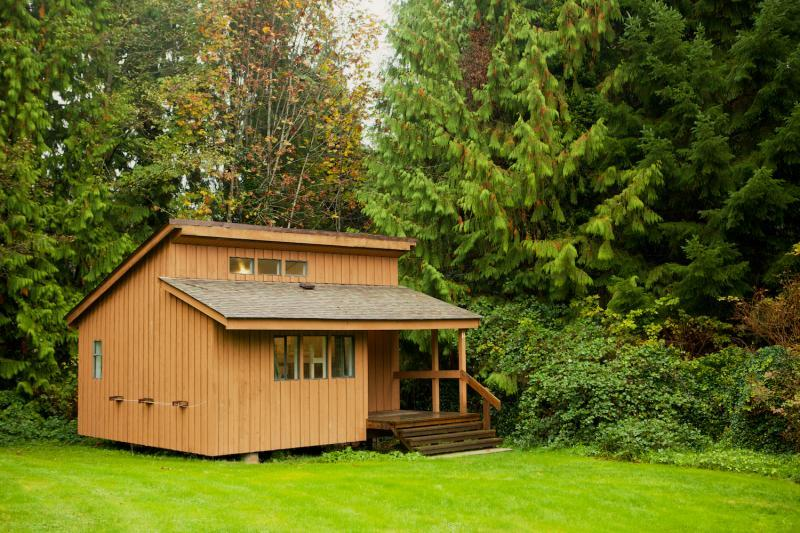 Hemlock Cabin accommodation