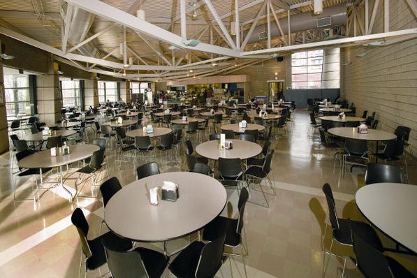 Conference Residence Dining Hall Meals