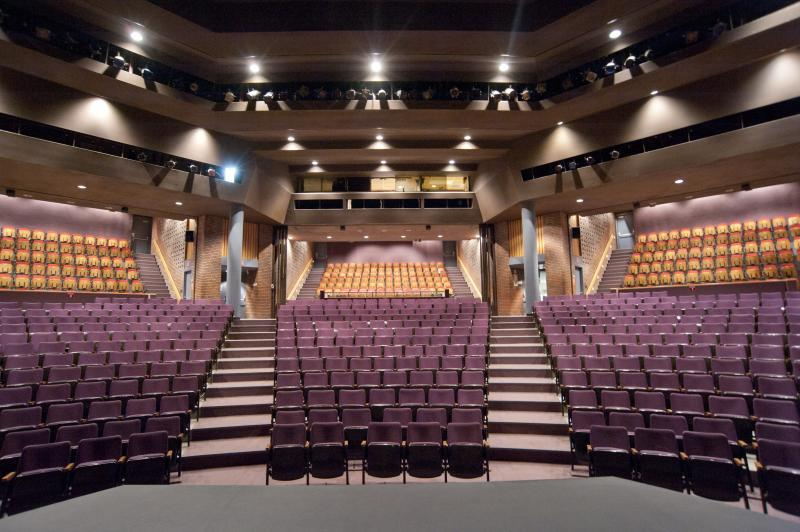 Georgian Theatre - Capacity 690