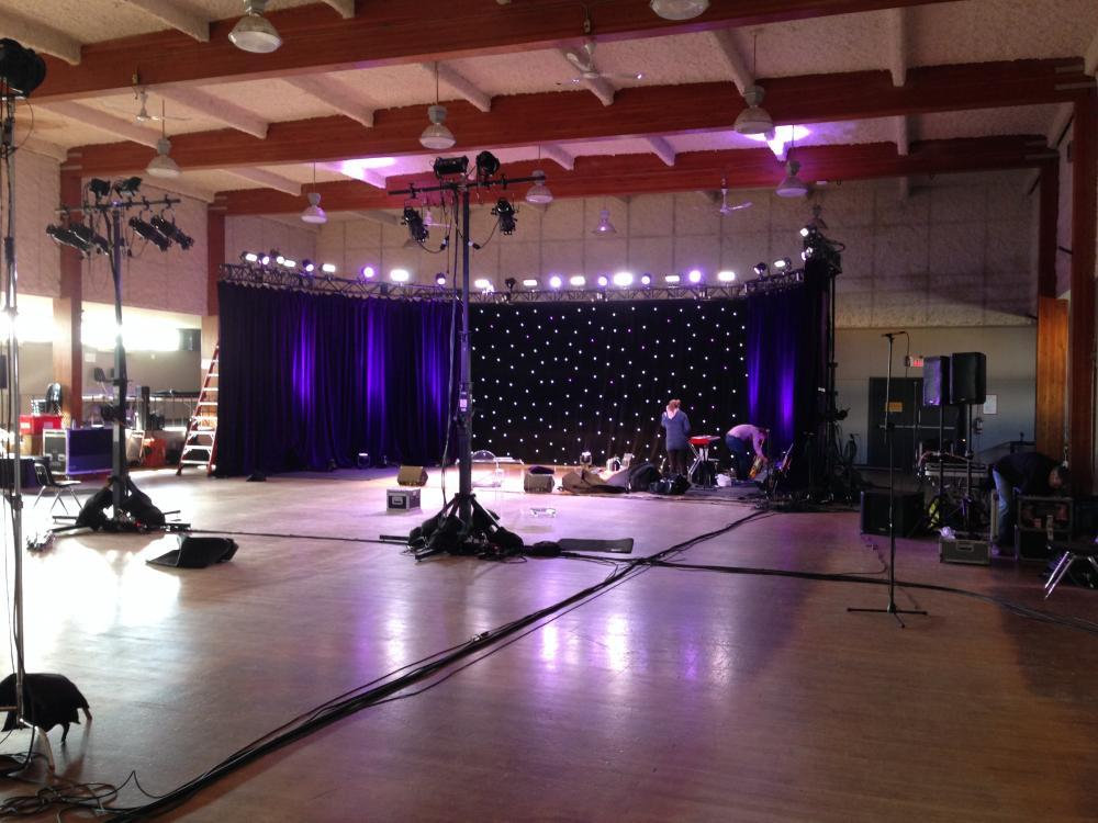 Shannon Hall venue is ideal for events such as award shows, galas & celebrations