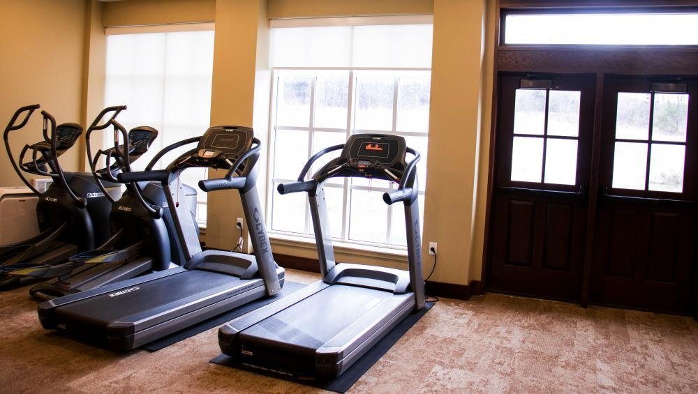 All guests enjoy free access to our fitness centres