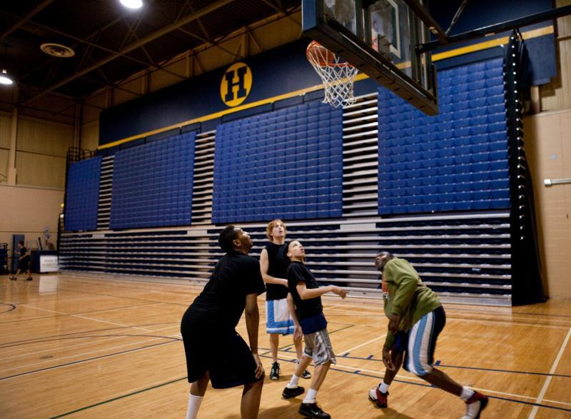 Humber Athletic facilities