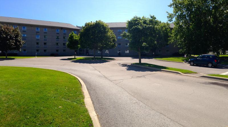 St. Lawrence College Residence, Kingston Ontario