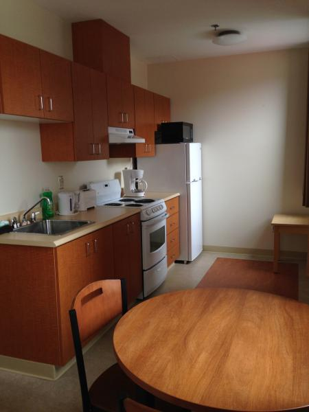 Studio Apartment in the Residence Complex