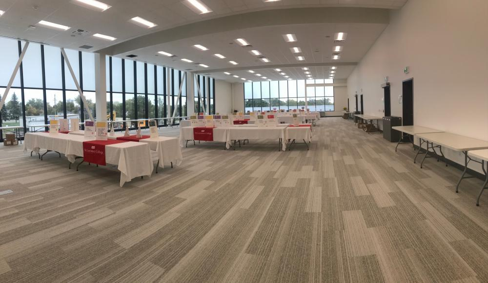 St. Lawrence College Event and Conference Space