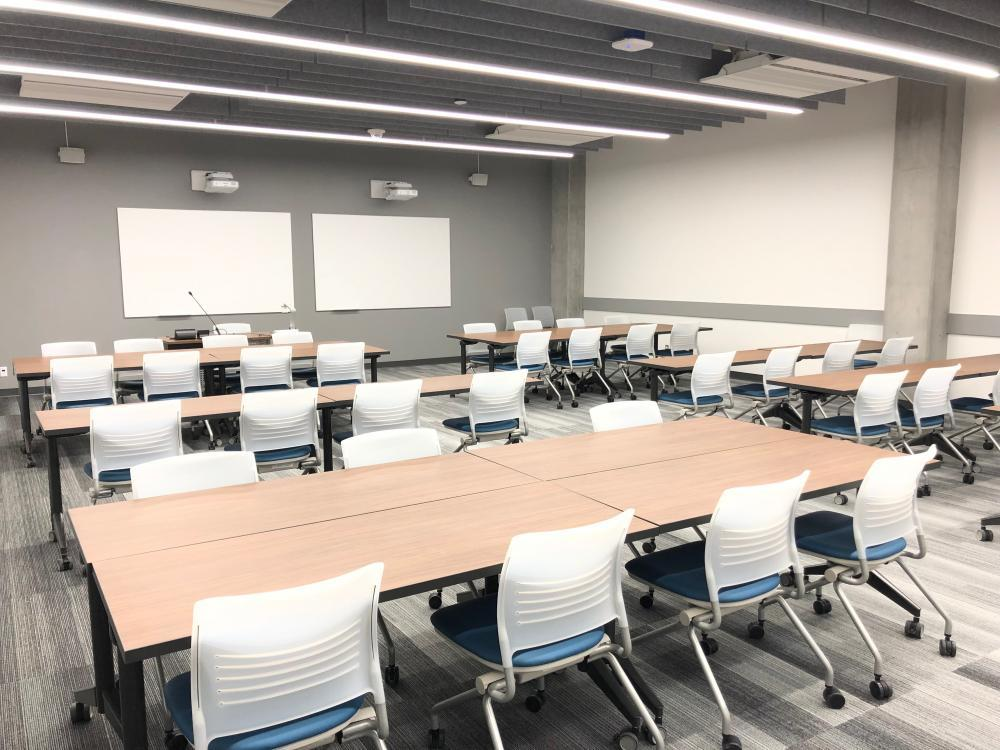 Collaborative Training Space