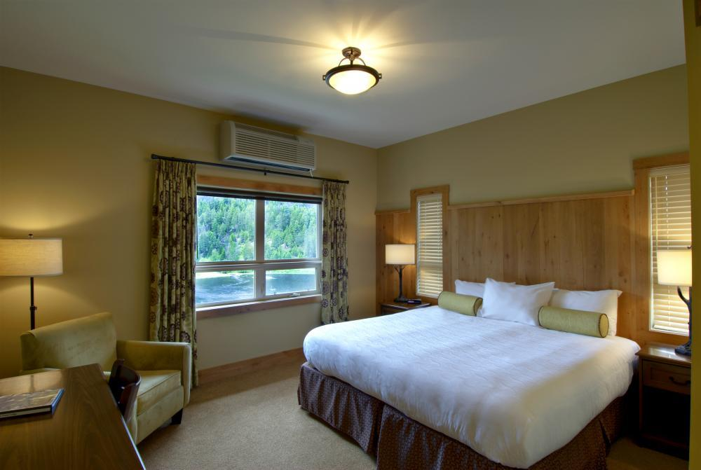 Welcome to your accommodations at Wolf Creek Lodge