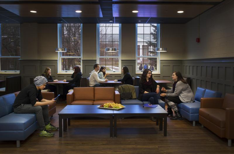 Renovated Dining Halls Part 63