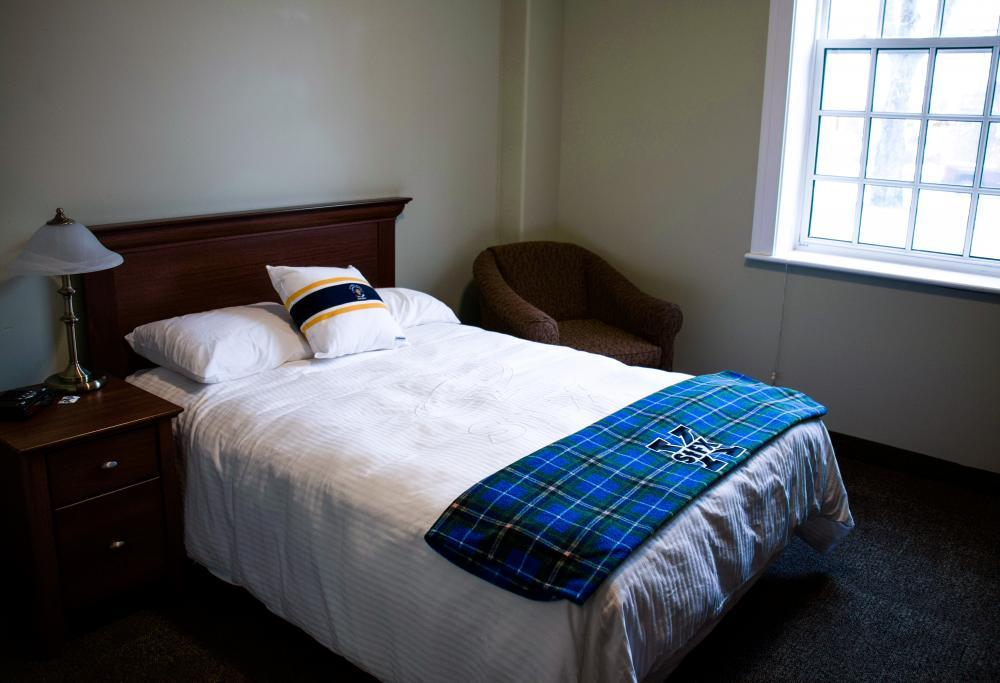 Standard Double Room - StFX University Hotel