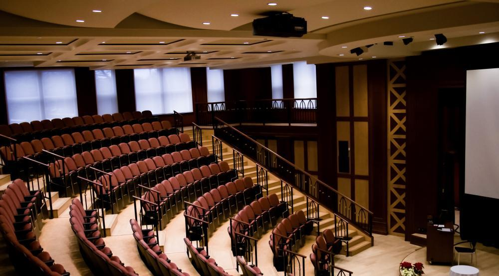 Auditorium - Gerald Schwartz School of Business