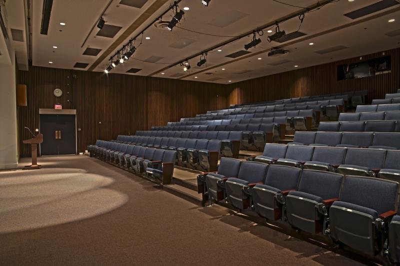 225 seat theatre space perfect for AGMs, Film Screenings, Panel discussions