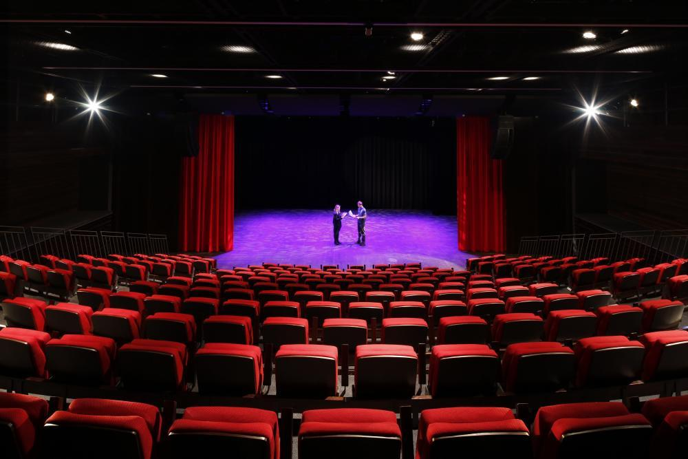 State-of-the-art Theatre