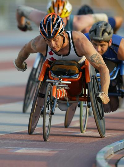 TD Waterhouse - Paralympic Sport