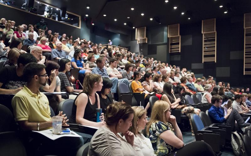 Goldcorp Centre for the Arts - Cinema - Seats 350 people