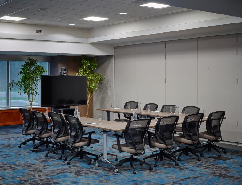 Conference Centre breakout spaces