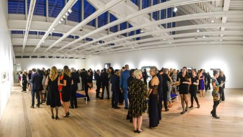 "The Freybe/Exhibition Gallery: ""First Night"" Gala"