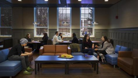 Renovated dining halls