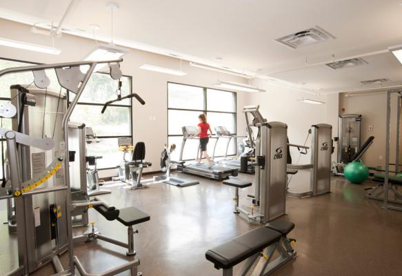 Athlete Training Center